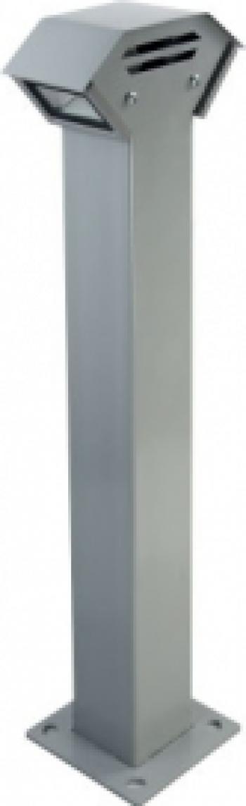 2 X 10W Stalp Iluminare LED Gradina Alb Rece 6000K Corpuri de iluminat