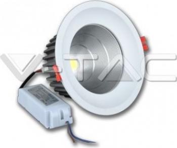 36W Spot LED Incastrabil CREE COB Chip 3000K Corpuri de iluminat