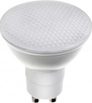 6W Spot LED GU10 230V SMD 5630 15LED ALB RECE 6000K Corpuri de iluminat