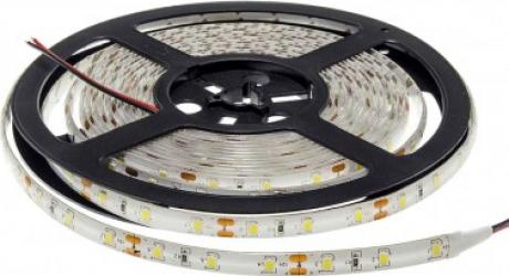 Banda LED 2835 Water-proof IP65 Proffesional Edition 9.6W/m Alb Cald Corpuri de iluminat