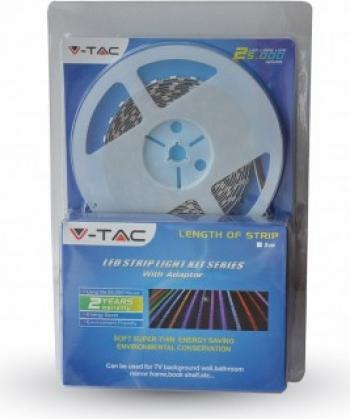 Banda LED Set SMD5050 30 LEDs RGB IP20 /2124+3033+3304/ Corpuri de iluminat