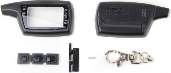 EDOTEC PANDORA D-078 CARCASA DE PLASTIC PENTRU TELECOMANDA PANDORA LIGHT Alarme auto si Senzori de parcare