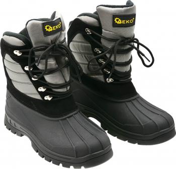 Ghete de iarna pentru zapada marime 46 GEKO G90544-46 Articole protectia muncii