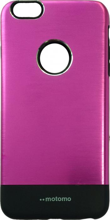 Husa Apple iPhone 6 Plus/6S Plus Motomo V4 Roz