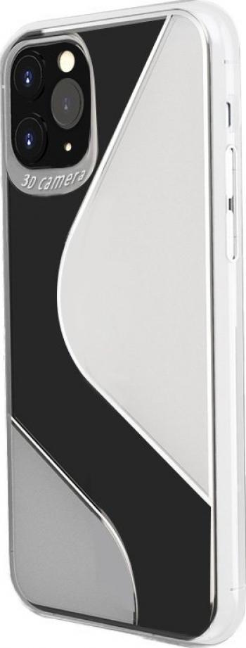 pret preturi Husa de protectie S-Case Huawei P Smart 2020 Transparent