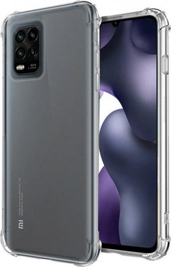 Husa Xiaomi Mi 10 Youth 5G TPU G-Tech Antishock Transparenta Huse Telefoane