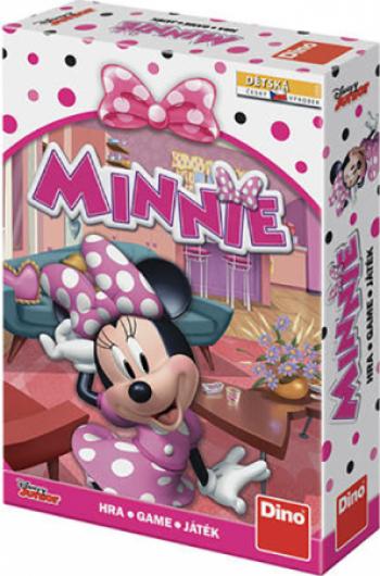 Joc interactiv - Minnie 2-4 jucatori 5 ani+ Jucarii