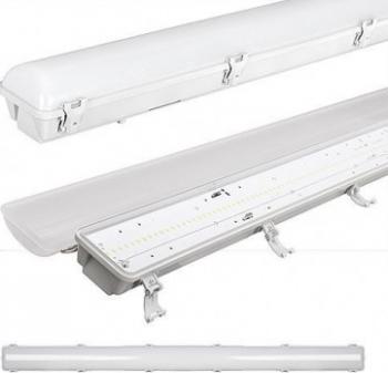 Lampa LED industriala PC 220V 1 20m 36W 5000K IP66 Corpuri de iluminat