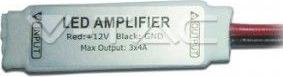 Mini Amplificator pentru Banda LED RGB 5050 34A Corpuri de iluminat