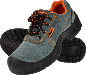 Pantofi de protectie pentru lucru model nr.3 marimea 41 Geko G90521 Articole protectia muncii