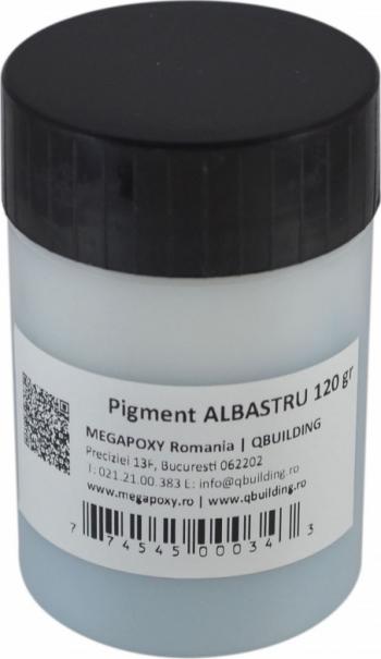Pigment epoxidic Megapoxy ALBASTRU 120Gr Accesorii materiale de constructie
