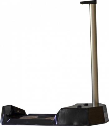 Sistem de dezinfectie dispenser automatizat pentru picioare si maini SAFEGATE mini Dispensere