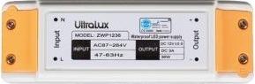 Sursa de alimentare pentru benzi LED 36W 12V DC nerezistenta la apa mini Corpuri de iluminat