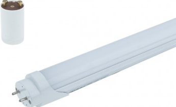Tub LED T8 Professional Edition 22W Alb Rece Corpuri de iluminat