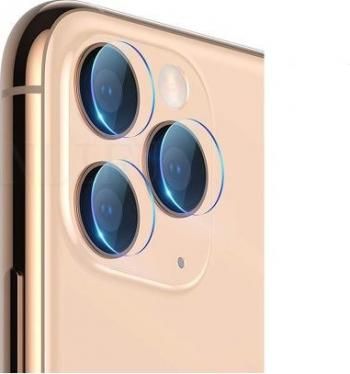 Folie protectie camera iPhone 12 Pro sticla securizata duritate 9H pentru iPhone 12 Pro Transparent BBL1807 Folii Protectie