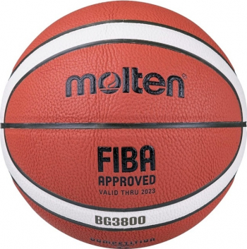 Minge baschet Molten B7G3800 aprobata FIBA marime 7 INDOOR / OUTDOOR