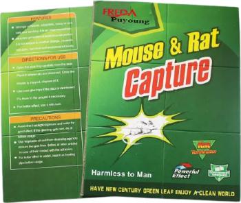 Capcana cu adeziv pentru soareci sobolani Capcane antirozatoare si insecte