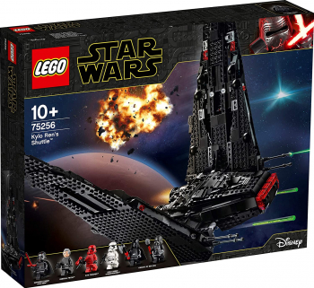 Lego Star Wars Kylo Ren and 39 s Shuttle 75256 Lego