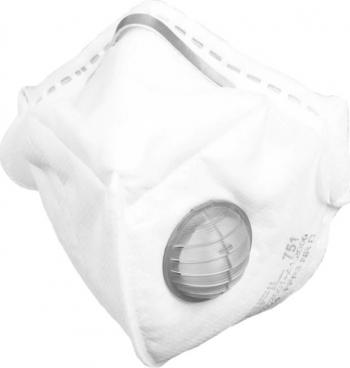 Set de 3 masti de protectie faciala FFP3 Refil 751 cu supapa pliabila