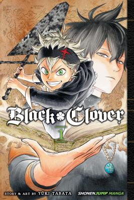 Black Clover Vol 1 Carti