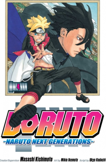 Boruto Vol 4 Naruto Next Generations Carti