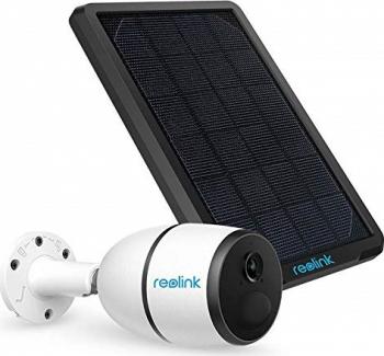 Camera de supraveghere Reolink Go cu panou solar baterie reincarcabila 4G-LTE senzor de miscare Camere de Supraveghere