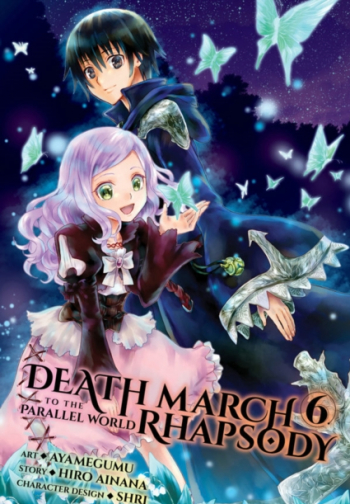 Death March to the Parallel World Rhapsody Vol 6 Manga Carti