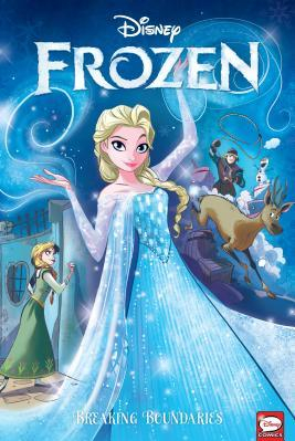 Disney Frozen Breaking Boundaries Graphic Novel