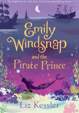 Emily Windsnap and the Pirate Prince Carti