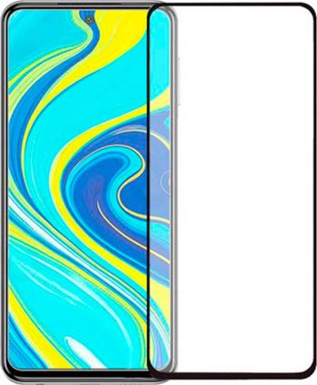 Folie de protectie tempered glass Xiaomi Redmi Note 9S / Note 9 Pro Full Face Full Glue Folii Protectie