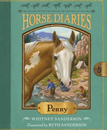 Horse Diaries 16 Penny Carti