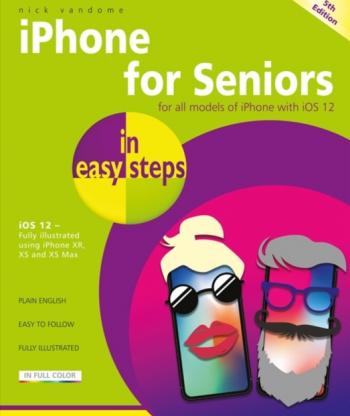 iPhone for Seniors Covers IOS 12 Carti