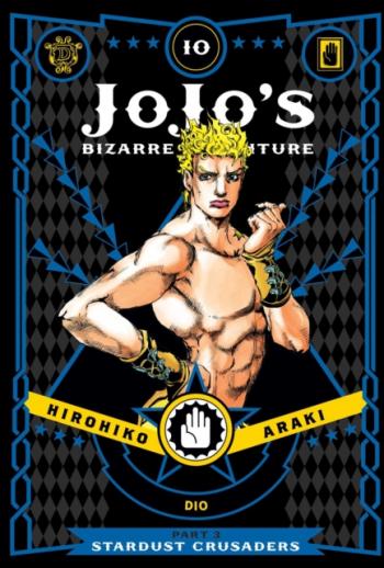 Jojo s Bizarre Adventure Part 3 Stardust Crusaders Vol 10 Carti