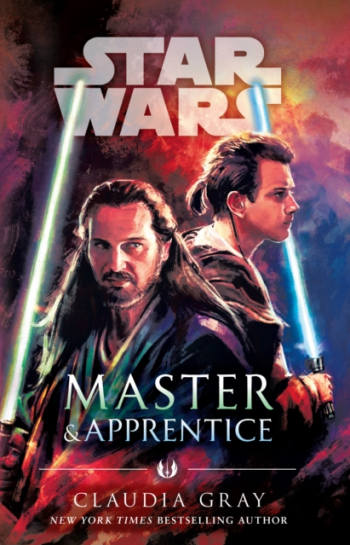 Master and Apprentice Star Wars Carti