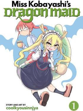 Miss Kobayashi s Dragon Maid Vol 1 Carti