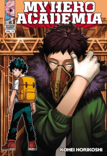 My Hero Academia Vol. 14 Carti