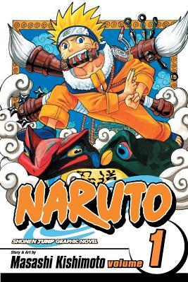 Naruto Volume 1 Carti