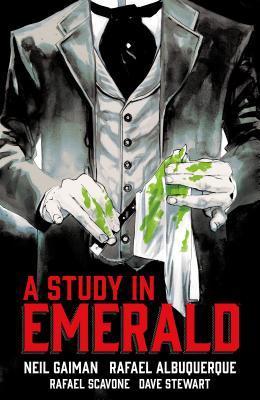 Neil Gaiman s a Study in Emerald