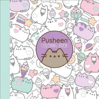 Pusheen Coloring Book Carti