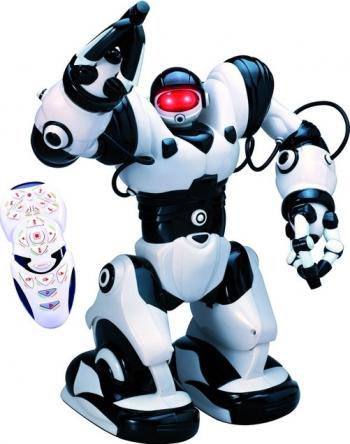 Robot jucarie mobil Roboactor 33 cm MalPlay 102204