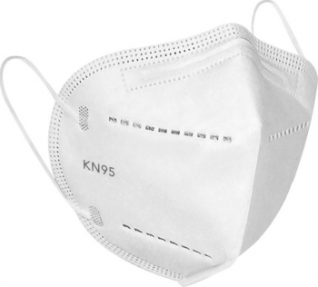 Set 5 bucati Masca de protectie FFP2 KN95 N95 certificat CECOVID-19 Masti chirurgicale si reutilizabile