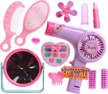 Set de cosmetica cu geanta Malplay 101162