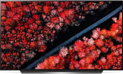 Televizor OLED LG UHD 4K Smart TV OLED55CX8 139 cm negru Televizoare