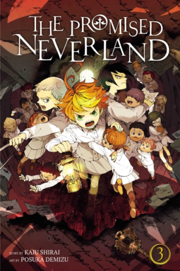 The Promised Neverland Vol. 3 Carti