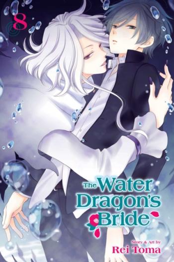 The Water Dragon s Bride Vol 8 Carti