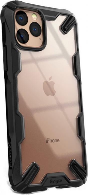 Husa iPhone 11 Pro Bumper Ringke Fusion Negru Huse Telefoane