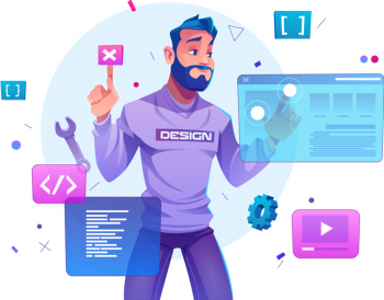 Pachet servicii Web Design - Website Prezentare + Hosting / Gazduire + Domeniu gratuit - Wordpress Aplicatii desktop