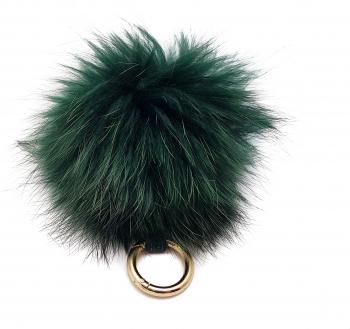 Accesoriu geanta blana naturala raton verde Genti de dama