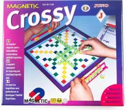 Crossy Magnetic-joc tip Scrabble Jocuri de Societate