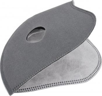 Filtru de Rezerva Carbon pentru Masca Sport de Protectie cu 2 valve Masti chirurgicale si reutilizabile